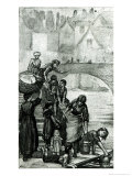 Fetching Water from the River from London Street Arabs by Dorothy Tennant, 1890 Giclee Print by Dorothy, Nee Tennant Stanley