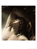 The Sleep of Endymion, 1791 Gicle-tryk af Anne-Louis Girodet de Roussy-Trioson