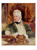 Portrait of Sir Walter Scott, c.1824 Giclee Print by Edwin Henry Landseer