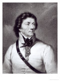 Portrait of Tadeusz Kosciuszko, Engraved by William Holl Giclee Print by 19th Century Polish School