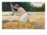 The Stone Breaker, c.1882 Giclee Print by Georges Seurat