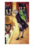 When They Were Young: Mozart and His Music Giclee Print by Peter Jackson