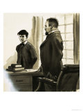 Albert Einstein was Expelled from School for His Poor Work, Giclee Print