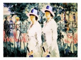 The Sisters Giclee Print by Kasimir Malevich
