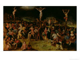 The Crucifixion Giclee Print by Frans Francken the Younger