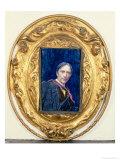 Self Portrait of the Artist, 1878 Giclée-Druck von Hubert von Herkomer