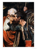 Do You See Yonder Wicket-Gate , The Pilgrim's Progress Macgregor, Pub.Jack, 1907 Giclee Print by John Byam Shaw