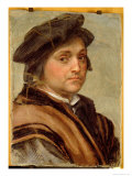 Self Portrait Giclee Print by Andrea del Sarto 