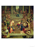 Massacre of the Innocents, c.1557 Giclee Print by Daniele Da Volterra