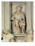Tomb of Giuliano De' Medici Giclee Print by  Michelangelo Buonarroti