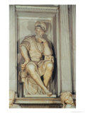 Tomb of Lorenzo de Medici Giclee Print by  Michelangelo Buonarroti