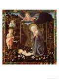 Madonna and Child, from the Chapel of the Magi Giclee Print by Benozzo di Lese di Sandro Gozzoli