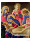 Lamentation over the Dead Christ, 1436-41 Giclee Print by  Fra Angelico