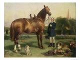 Prosperity Giclee Print by Edwin Henry Landseer