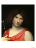 Youth Holding an Arrow, c.1505 Giclee Print by Giorgione