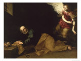 St. Peter Freed by an Angel, 1639 Giclee Print by Jusepe de Ribera
