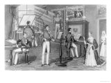 Wonder of Windsor: The Artist, Poet, Fiddler, Here We See, Tweedle-Dum and Tweedle-Dee, c.1841 Giclee Print by Charles Hunt
