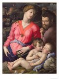 The Panciatichi Holy Family, c.1530-32 Giclee Print by Agnolo Bronzino