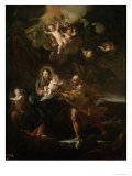 The Flight Into Egypt Giclee Print by Carlo Maratti