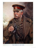 Field-Marshal Sir John French, from Told in the Huts: The YMCA Gift Book, Published 1916 Giclee Print by Cyrus Cuneo