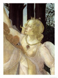 Detail of One of the Three Graces, from the Primavera Giclee Print by Sandro Botticelli