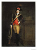 Portrait of Louis-Philippe-Joseph D'Orleans Giclee Print by Louis Leopold Boilly