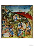 Story of Joseph, Early Chronicler of Jews, from Antiquites Judaiques, c.1470-76 Giclee Print by Jean Fouquet