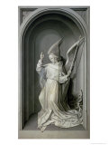 The Angel of the Annunciation, from the Portinari Triptych, c.1479 Giclee Print by Hugo van der Goes