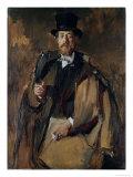 Portrait of Pal Szinyei Merse Giclee Print by Wilhelm Leibl