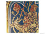 The Verduner Altar, Detail of One Panel Border, 1181 Giclee Print by Nicholas of Verdun