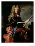 William Bentinck, Earl of Portland Giclee Print by Hyacinthe Rigaud