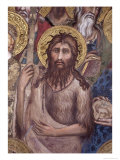 Maesta: St. John the Baptist, 1315 Giclee Print by Simone Martini
