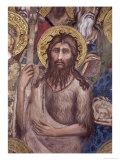 Maesta: St. John the Baptist, 1315 Giclee Print by Simone Martini
