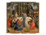 The Last Supper Or, the Communion of the Apostles, 1474 Giclee Print by Joos van Gent