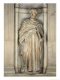 St. Peter, from the Piccolomini Altar, 1501-4 Giclee Print by  Michelangelo Buonarroti