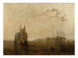 Hulks on the Tamar, c.1812 Giclee Print