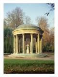 The Temple of Love in the Parc du Petit Trianon, 1777-78 Giclee Print by Richard Mique
