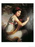 Portrait of Julie Le Brun, c.1797 Giclee Print by Elisabeth Louise Vigee-LeBrun