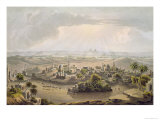 The Pyramids at Cairo, Engraved by Daniel Havell Giclee Print by Henry Salt