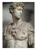 Giuliano De' Medici, Duke of Nemours Giclee Print by  Michelangelo Buonarroti