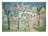 Spring, 1904 Giclee Print by Kasimir Malevich