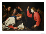 Christ Among the Doctors, c.1630 Giclee Print by Jusepe de Ribera