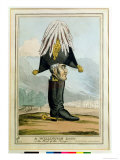 Wellington Boot, the Head of the Army Giclee Print