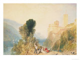 Dartmouth Castle, 1824 Giclee Print