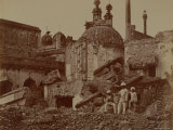 Fort Lucknow After the Indian Mutiny, 1857 Photographic Print by Felice Beato