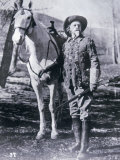 Buffalo Bill Cody Photographic Print