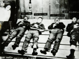The Dalton Gang Laid Out in Death, Coffeyville, Kansas, 5th October 1892 Photographic Print