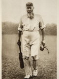 Dr. W.G. Grace at the Oval, 1906 Photographic Print