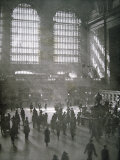 Grand Central Station, New York City, 1925 Photographic Print