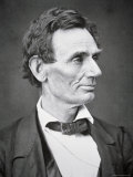 Abraham Lincoln Photographic Print by Alexander Hesler